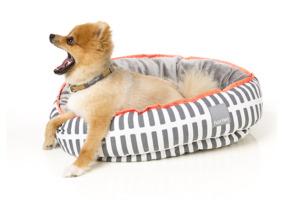 犬猫用 リバーシブルベッド - アルカトラズ