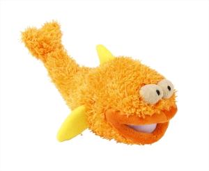 犬猫用 おもちゃ/ぬいぐるみ  スシ(さかな)