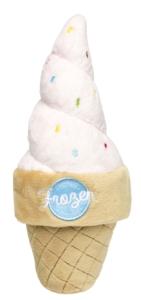 犬猫用 おもちゃ/ぬいぐるみ アイスクリーム