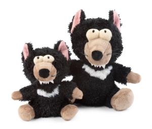 犬猫用 おもちゃ/ぬいぐるみ タッシーデビル タスマニアンデビル