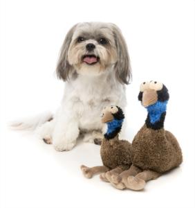 犬猫用 おもちゃ/ぬいぐるみ オズ エミュー