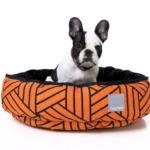 犬猫用 リバーシブルベッド - カリカリ