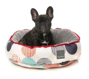 犬猫用 リバーシブルベッド - パームスプリングス