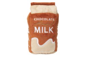 犬猫用 おもちゃ/ぬいぐるみ チョコレートアーモンドミルク