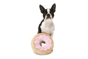 犬猫用 おもちゃ/ぬいぐるみ ジャイアントドーナッツ