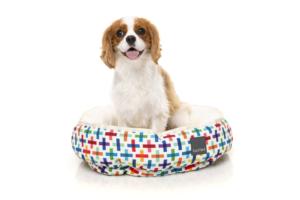 犬猫用 リバーシブルベッド ジェンガ