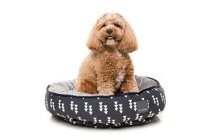 犬猫用 リバーシブルベッド ビルバオ