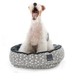 犬猫用 リバーシブルベッド バロッサ