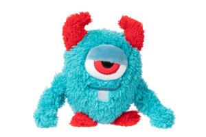 犬猫用 おもちゃ/ぬいぐるみ トイヤードスター Armstrongブルー