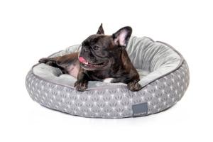 犬猫用 リバーシブルベッド セーメリング(薄明)